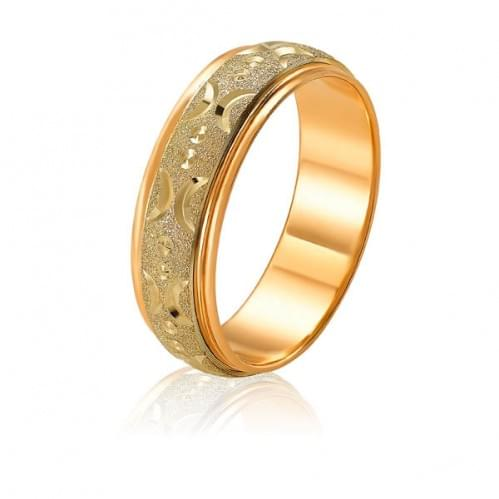 Золотое обручальное кольцо ОК171