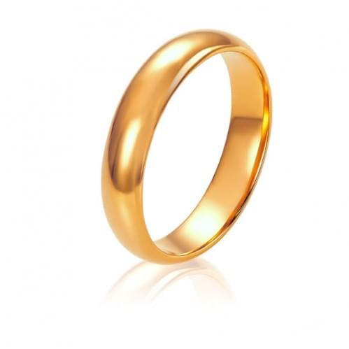 Золотое обручальное кольцо ОК274.5Ки