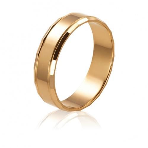 Золотое обручальное кольцо ОК276.5