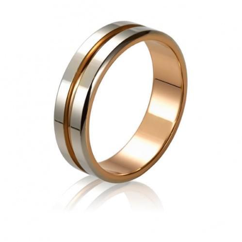 Золотое обручальное кольцо ОК310