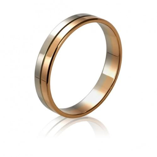 Золотое обручальное кольцо ОК311