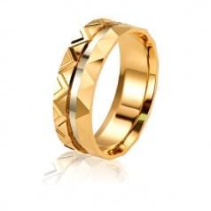 Золота обручка
