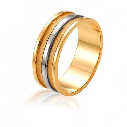 Золотое обручальное кольцо ОК330