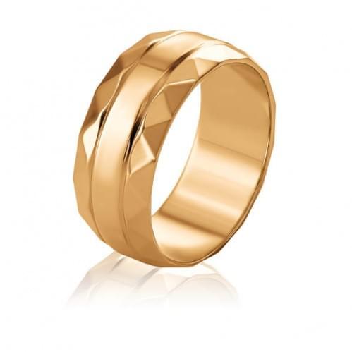 Золотое обручальное кольцо ОК335.1р