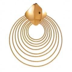 Подвеска красное золото (Флорентино - Collection Florentino)