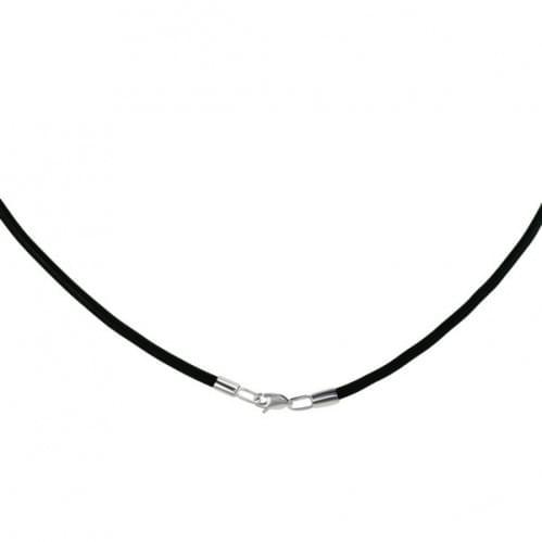 Срібний ювелірний шнурок ПК008с