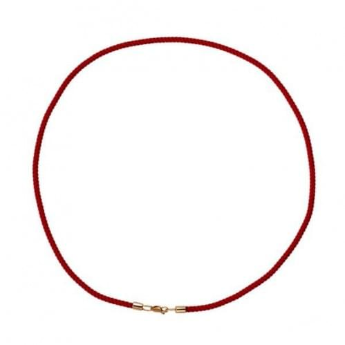 Золотой ювелирный шнурок ПК109и