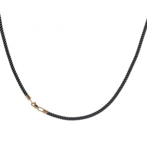 Золотой ювелирный шнурок ПК111и