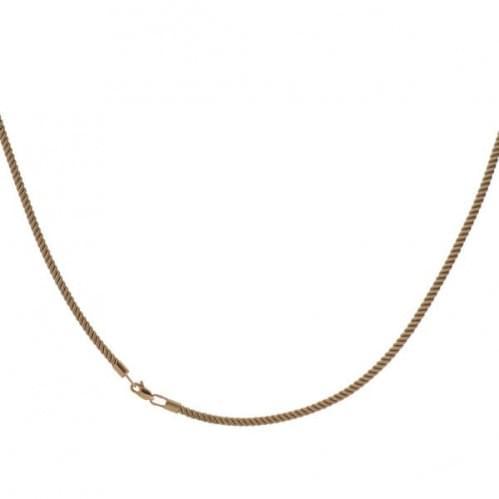Золотой ювелирный шнурок ПК120.11и