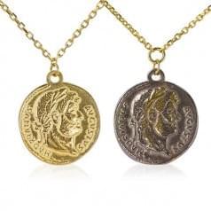 Колье золотое - украшение (Флорентино - Collection Florentino)