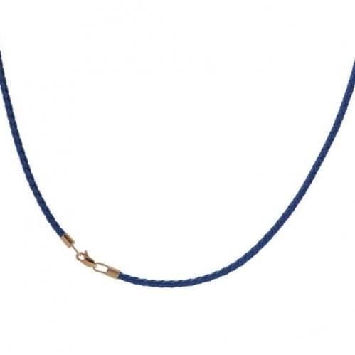 Золотой ювелирный шнурок ПК121.2и
