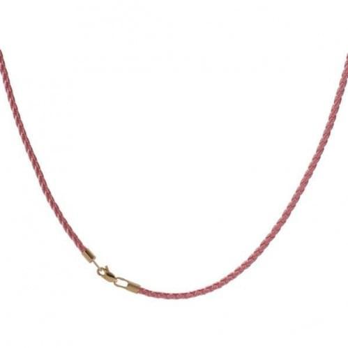 Золотой ювелирный шнурок ПК121.4и