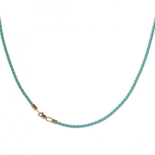 Золотой ювелирный шнурок ПК121.7и