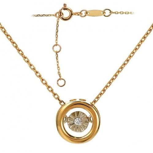 Золоте кольє ПК1301н