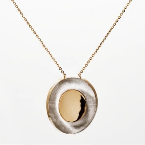 Колье золотое - украшение (Астарта - Collection Astarta)