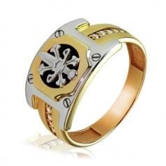 Перстень золотой для мужчин