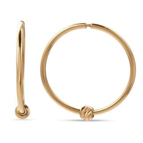 Золоті сережки СБ014.16и
