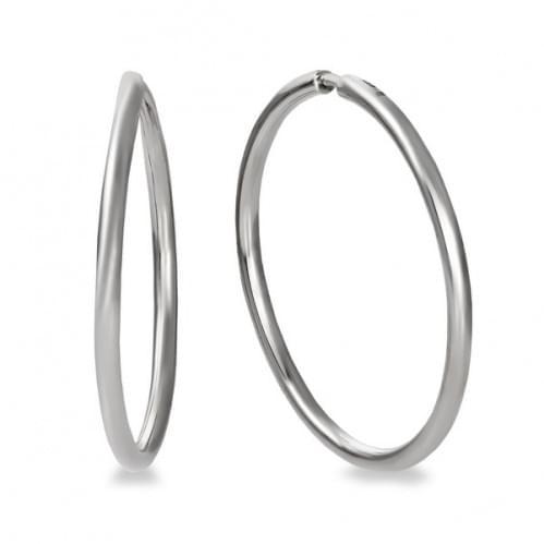 Серебряные серьги СБ014.7с