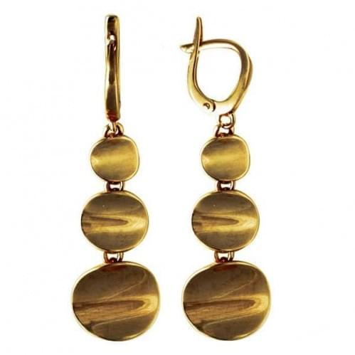 Золоті сережки СБ034и