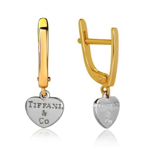 Золотые серьги СБ142(2)и