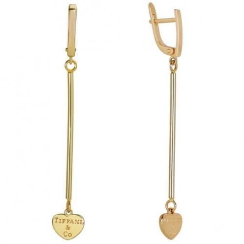 Золоті сережки СБ144и
