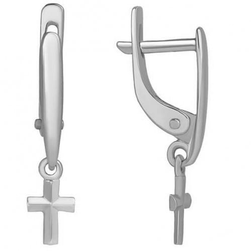 Срібні сережки СБ298с