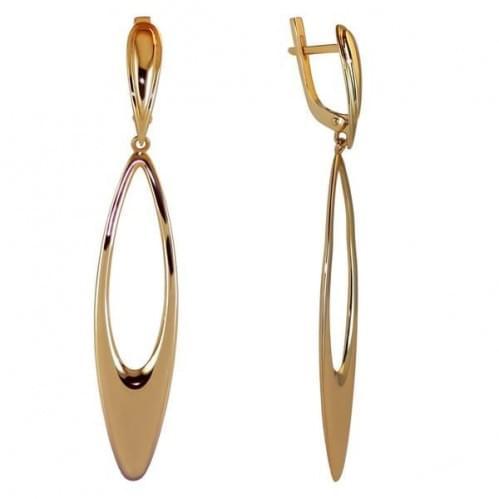 Золоті сережки СБ302и