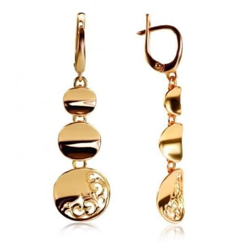 Золоті сережки СБ310и
