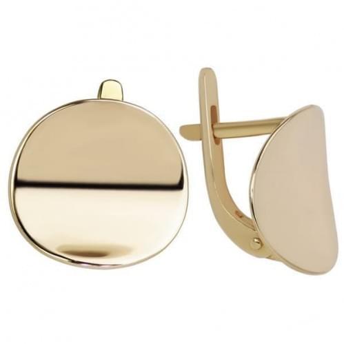 Золоті сережки СБ312и
