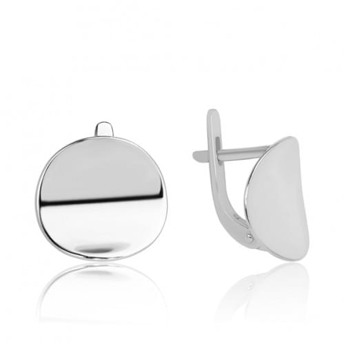 Серебряные серьги СБ312с