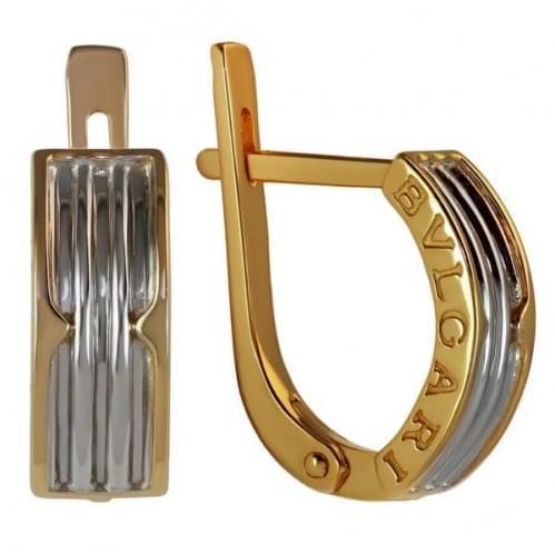 Золоті сережки СБ315и