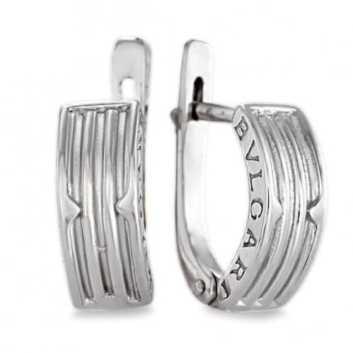 Серебряные серьги СБ315с