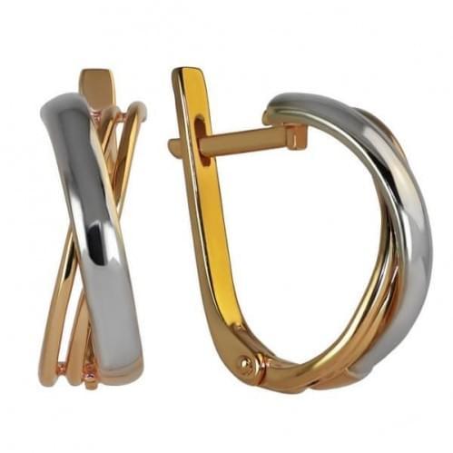 Золоті сережки СБ316Ки