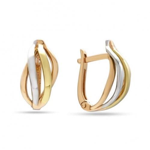 Золоті сережки СБ337Ки