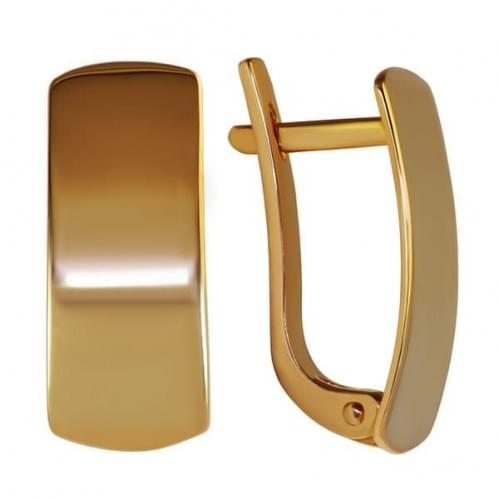 Золоті сережки СБ438и