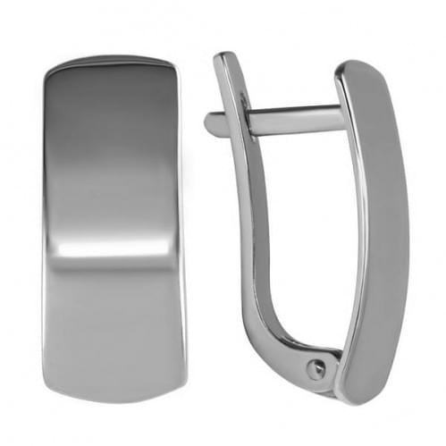 Серебряные серьги СБ438с