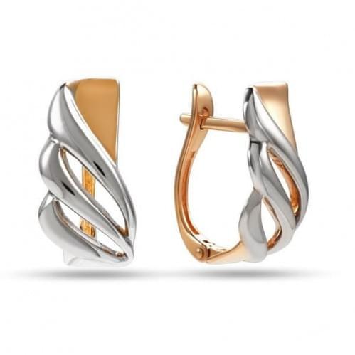 Золоті сережки СБ443и