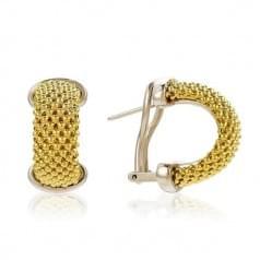 Сережки золоті (Флорентіно - Collection Florentino)