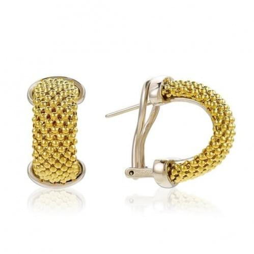 Сережки золоті (Флорентіно - Collection Florentino) СБ463Лк