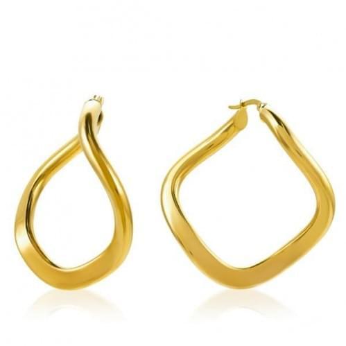 Золотые серьги (Флорентино - Collection Florentino) СБ478к