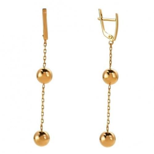 Золоті сережки СБ669(1)и
