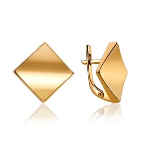 Золотые серьги СБ779и