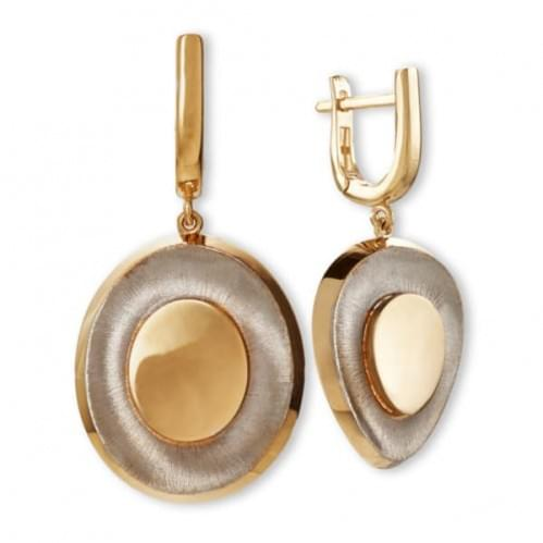 Золотые серьги (Астарта - Collection Astarta) СБ951к