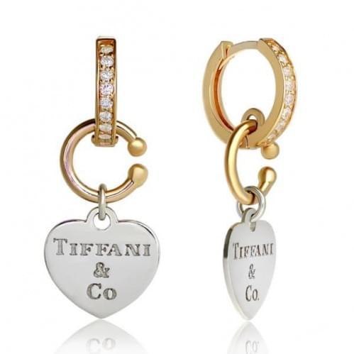 Золоті сережки з фіанітом СВ645(3)и
