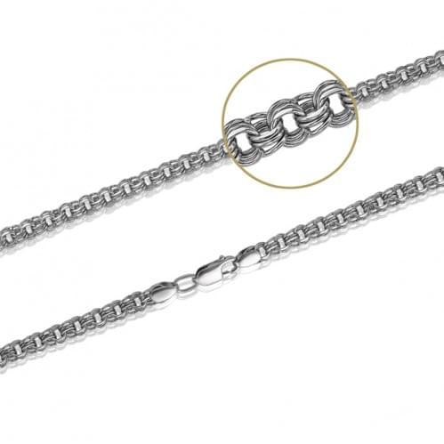 Серебряная цепочка ЦП003с