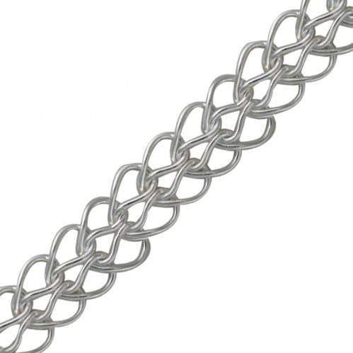 Серебряная цепочка ЦП029с