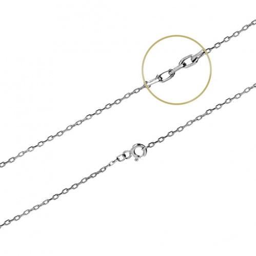 Цепочка из белого золота ЦП103Би