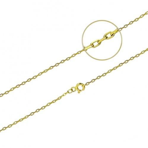 Цепочка из лимонного золота ЦП103Ли