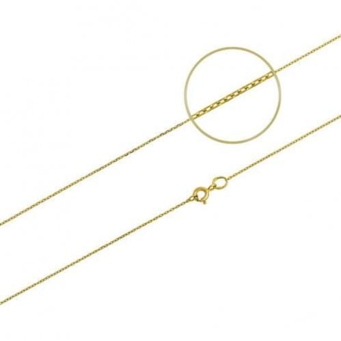 Цепочка из лимонного золота ЦП148Ли